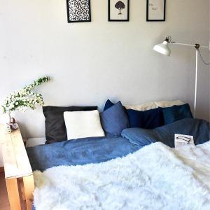 子供部屋の2段ベッドを大人用シンプルベッドに変身