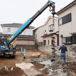 新築工事☆順調です&年末年始の休業日のお知らせ