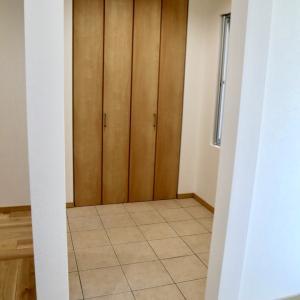 新しいお家⑥【玄関スペース&洗面所&お風呂&トイレ】