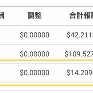 今週のXMアフィリエイト報酬は$14.20984(約1,564円)でした【XMパートナー口座】
