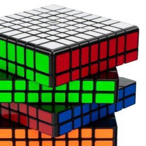ルービックキューブもどきの6×6×6, 7×7×7, 8×8×8も商品化されている衝撃の事実