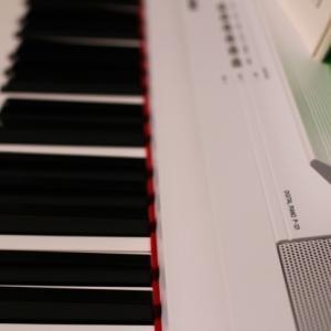 入手困難だった電子ピアノYAMAHA P-121(ホワイト)をようやく買えた