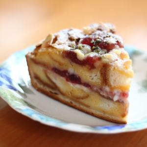 札幌市篠路にあるパン屋・ブーランジェリーココ ドゥ シュシュのストロベリーバニラのフレンチタルトが美味しかった件