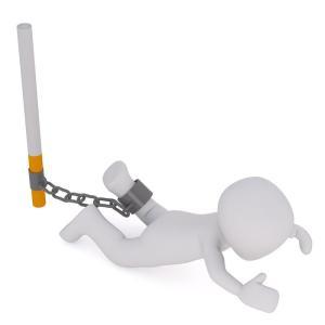今度こそ禁煙します、その2、禁断症状