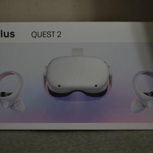 oculus quest 2 購入しました。(pcとの使い方記載)