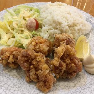 破格の日本食ランチ
