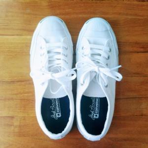 知らなかった!靴屋さんに聞いた。白スニーカーのキレイを長持ちさせるコツ