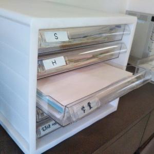 子供のプリント・書類をすっきり整理。ファイルするより簡単な収納方法は?