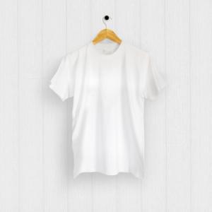 Mサイズを欲しがる夫!小さかったユニクロU首シャツ!