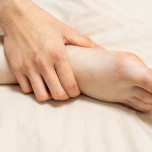 足の浮腫みがなくなった理由。