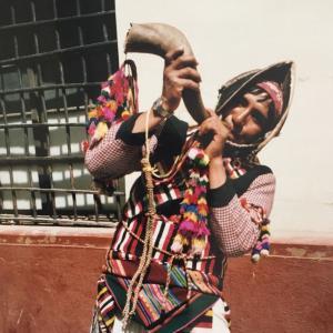 ボリビア アンデスの民とコカの葉 1992年(3)