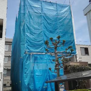 外壁塗装、補修工事