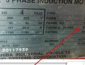 モーター温度管理