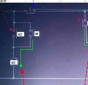 復電時_自動起動回路製作