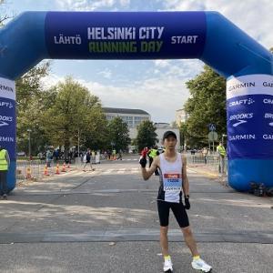 【レースレポ・サブ240】ヘルシンキシティマラソン2020(2:36:41 PB)