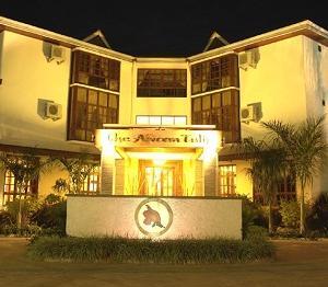 【タンザニア アルーシャ】ジ アフリカン チューリップ ホテル