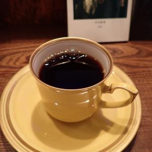 喫茶スロースさん「新年ブレンド」(パナマ・エスメラルダブレンド)