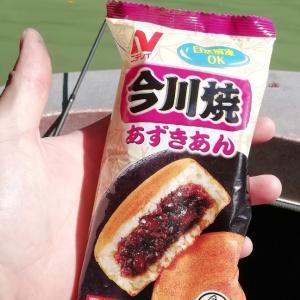 【釣り飯!】ファミマの冷凍今川焼に感動!