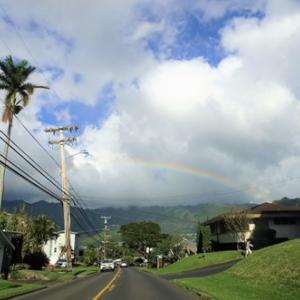 マノアの虹とBRUG BAKERY✨