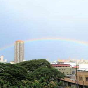 ハリケーン・ダグラスがもたらしたサンセットとアイス★ハワイの神話✨