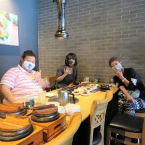 韓国の栄養釜飯セット @ Choi's Garden✨