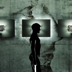 意識下のプログラムによって無意識に体が造られ行動させられる
