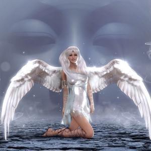 天使がいる世界には、悪霊は存在しない