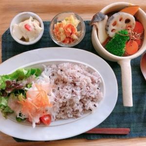 ガッツリおいしいオーガニックのランチ@カフェポット(八ヶ岳)