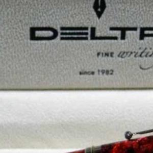 DELTA(デルタ)VINTAGE COLLECTIONのボールペン