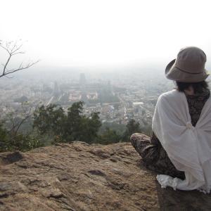インドで瞑想④