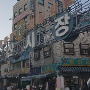 韓国の厨房道具市場~방산시장~