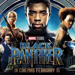 映画『ブラックパンサー』の話をしよう