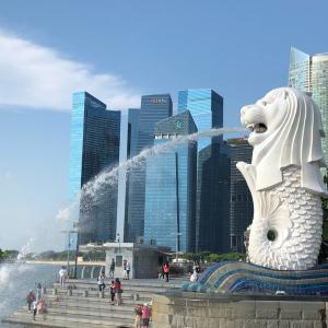 シンガポールはインドっぽいか⁇