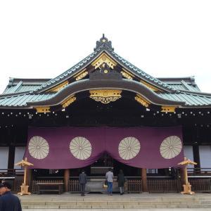 歴史紀行 特別編 49  終戦の日 特別寄稿   靖国神社