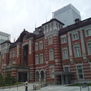 紀行道中   街の明かり   1   東京駅