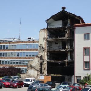 【セルビア】ヨーロッパとアジアとの境目の街 首都ベオグラード