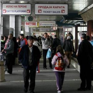 【セルビア】ベオグラードのバスターミナルを利用する際の注意点