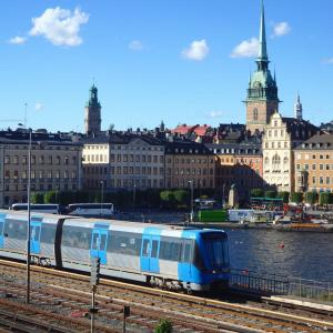【スウェーデン】ストックホルムの公共交通機関利用のススメ