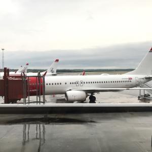 【スウェーデン→フィンランド】北欧諸国の庶民の足!Norwegian Airとは?