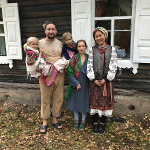 【ベラルーシ】ベラルーシの田舎でWorkawayに初挑戦!〜夢のオーガニックライフ〜