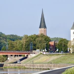 【リトアニア】第2の都市 カウナス街歩き〜半日ぶらぶらオススメルート