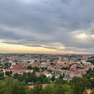 【リトアニア】世界遺産の街、首都ビリニュス街歩き