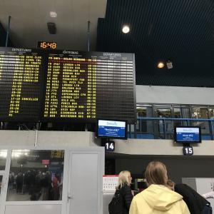 【リトアニア】ビリニュスからベラルーシへ〜空港までの行き方、過ごし方、ラウンジ