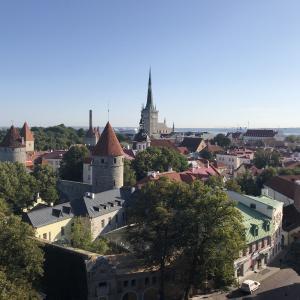 【エストニア】世界遺産の街、港湾都市タリン〜訪れる際の注意点と見どころ