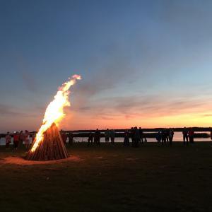 【エストニア】古代の灯の夜〜サーレマー島で見た、夏の終わりの伝統行事