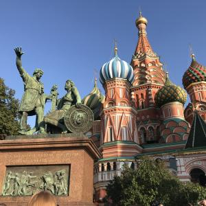 【ロシア】ついに首都モスクワへ!過密ホステルと南京虫