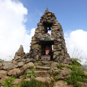 母と白馬旅行 | 小遠見山トレッキング