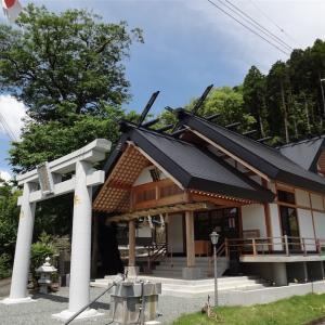 白山姫神社【熊本県阿蘇郡西原村】