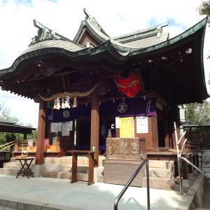 別所琴平神社 ②(こんぴら詣りの日の限定御朱印)【熊本県熊本市】