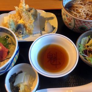 平日お昼の本日の日替わりは限定30食☆そば・日本料理 美晴(柏市十余二)